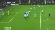 خلاصه بازی وست برومویچ 1-3 منچسترسیتی