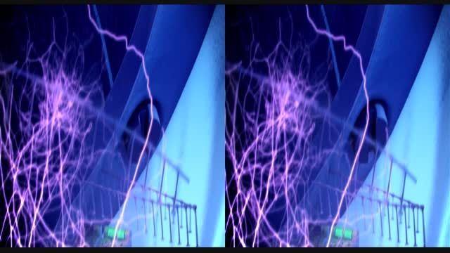 قسمت کوتاه انیمیشن سه بعدی  The Magic Crystal 2011 3D