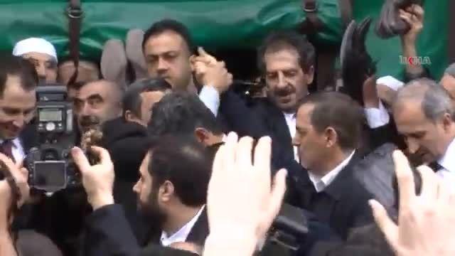 استقبال مردم ترکیه از احمدی نژاد در سفر اخیر به ترکیه
