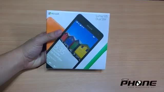 [Microsoft Lumia 535 Dual-SIM