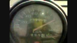حداکثر سرعت با سیوان شکاری 200ccسی سی