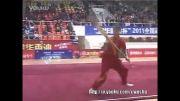 ووشو ، فرم پودائو ، مسابقات 2011 سنتی چین