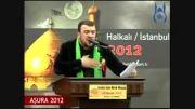 ترکیه-اجتماع عظیم عاشورا/پخش از تلویزیون زینبیه ترکیه