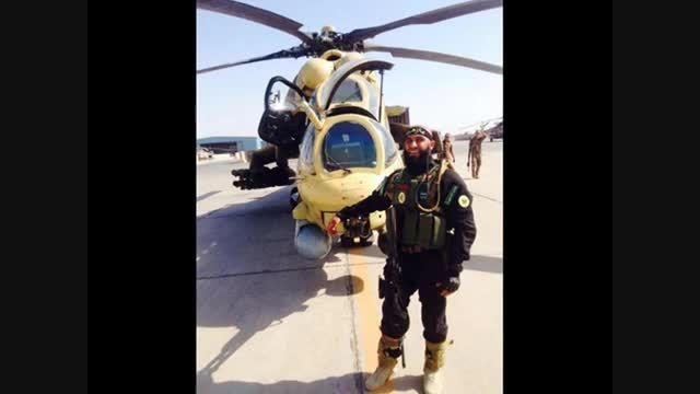 توضیحاتی درمورد ابو عزراییل کسی که داعش از او وحشت دارد