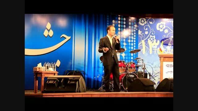 طنز خنده دار و صداسازی و شوخی های دیدنی حسن ریوندی