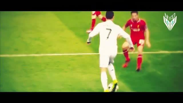 برترین دریبل ها و حرکات ستارگان فوتبال جهان 2015