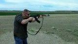 تیراندازی بسیار جالب با اسلحه ی AKM 7.62