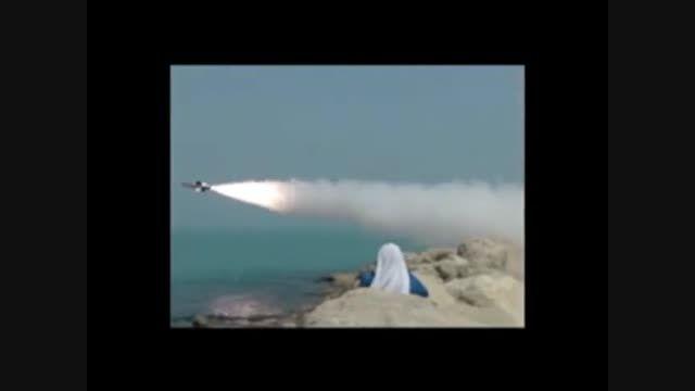 موشک کروز قدیر 8  +لحظه شلیک +اصابت به هدف