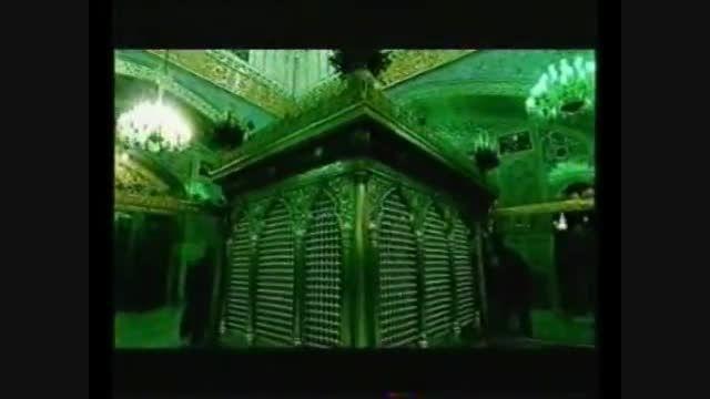 تعویض ضریح حرم مطهر امام رضا
