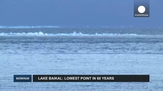 تهدید زیست محیطی بزرگترین دریاچه آب شیرین جهان