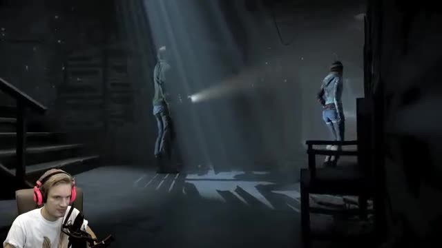 PEOPLE DIE WHEN THEY GET KILLED / Until Dawn / Part 7