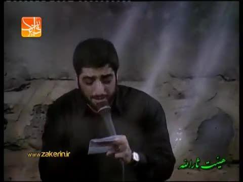 سید مجید بنی فاطمه|مادر از طراوت برگ گل تو نمونده نشون