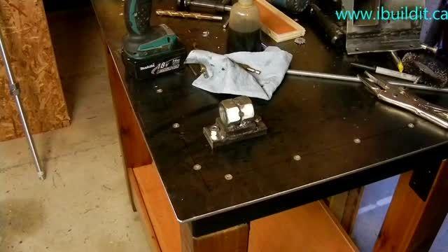 نحوه ساخت گیره برای میز کار قسمت چهار-دی دیل