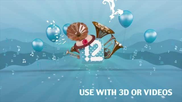 انیمیشن های افترافکت / پروژه های افترافکت