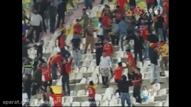 تخلفات و جریمه های هفته دوازدهم لیگ برتر فوتبال ایران