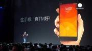 شیائومی ظرف سه سال، سومین سازنده موبایل دنیا شد