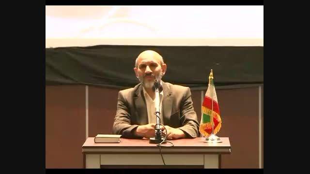 اولین همایش طب سنتی قزوین 1391 پرفسور خیراندیش ویدیو  2