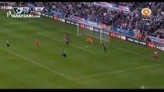 گل و خلاصه بازی نیوکاسل 1-0 لیورپول