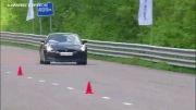 Porsche vs Nissan GT+R
