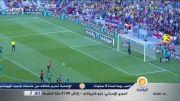 خلاصه بازی بارسلونا vs لوانته | 7 - 0 | هفته اول لالیگا