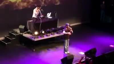 کنسرت یاس در کانادا (تورنتو)