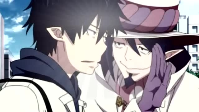 Blue Exorcist (Dubbed) Episode 3, Brothers, - Watch on ...