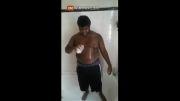 حرکت وحشتناک و احمقانه پسر سیاهپوست!...