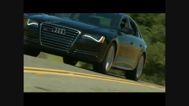 مشخصات کامل Audi A8 به فارسی