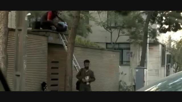دوربین مخفی - همکاری با دزد