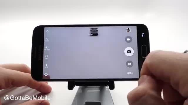 فوت و فن دوربین Galaxy S6 Camera