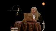 متن خوانی شمسی فضل الهی و اولین لبخندبا صدای شهاب رمضان
