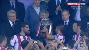 جشن قهرمانی اتلتیکو مادریدسوپر کاپ اسپانیا