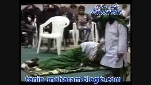 تعزیه امام حسین مصطفی حسن بیگی-امام سجاد محمد ملاعلیا