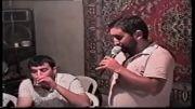 مشاعره طنز سرعتی تک به تک -قزشدرم من سنی - پرویز آیدین