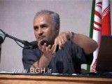 ادامه سخنرانی جنجالی عباسی در دانشگاه اصفهان