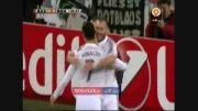 تگ گل رئال مادرید 1 - 0 بازل (کریستیانو رونالدو) - SD