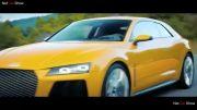 تیزر رسمی از آئودی -  Audi Sport quattro concept