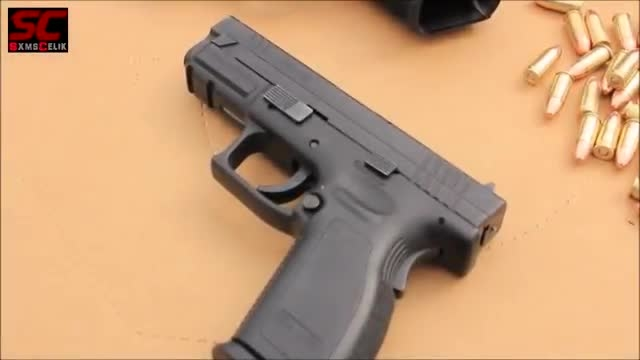 Top 10 9mm Pistols In The World 2015