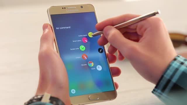 نقد و بررسی سامسونگ Galaxy Note 5 توسط دیجیکالا
