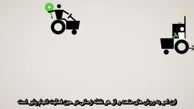 وقتی فناوری به سوی صنعت کشاورزی ومی رود چه رخ می دهد ؟