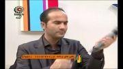 اجرای برنامه ای شاد حسن ریوندی در شبکه ی جام جم