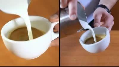آموزش درست کردن قهوه