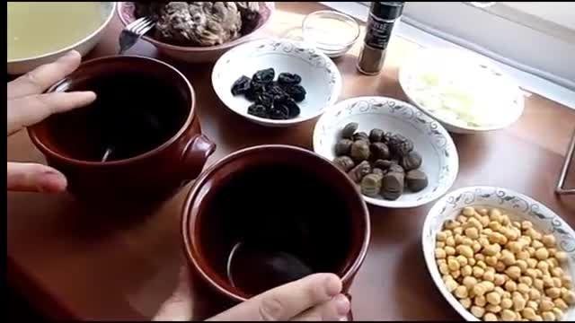 مطبخ آذربایجانی آبگوشت یا پیتی