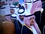 طعنه زدن شاهزاده سعودی به وزیر اطلاعات عربستان در مجلس ختم ولیعهد سعودی