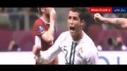 برترین حرکات کریس رونالدو در تیم ملی پرتغال(3)