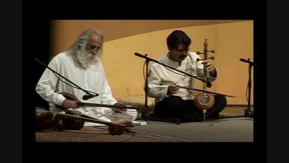 آواز: امیر اثنی عشری گروه بازسازی شیدا: محمدرضا لطفی
