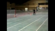 پرتاب نیزه قهرمان نوجوانان ایران