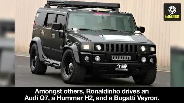 10 دانستنی جالب در مورد رونالدینیو