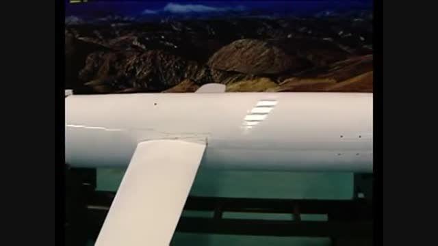 موشک کروز پیشرفته زمینی سومار+ لحظه شلیک