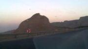 زیبا ترین کوه دنیا در استان یزد به نام کوه عقاب